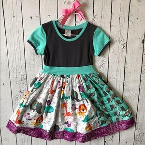 💕KPea 4T cute dress!